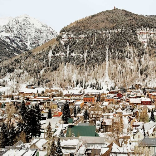 Telluride, Colorado: From Minerals to Moguls