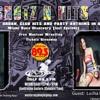 Lucha Fantastica Interview Shots N Hits Show (Western Sydney Hip Hop) 2GLF 89.3 FM