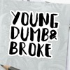 Young Dumb & Broke by Khalid (Cover)