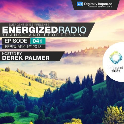 Energized Radio 041 with Derek Palmer [Feb 1 2018]