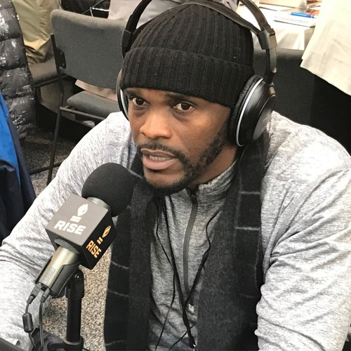 Interview with Isaac Bruce, retired NFL wide receiver