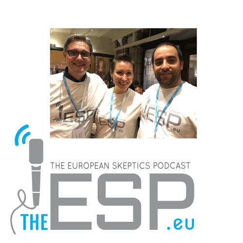 TheESP - Ep. #110 - Devil's Footprints, Irish Cancer and The Backfire Effect