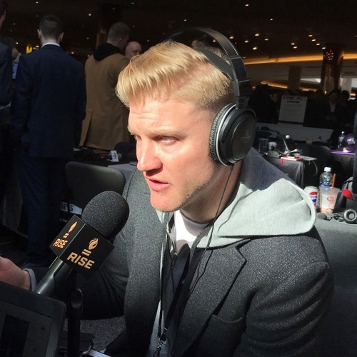 Interview with Josh McCown, New York Jets