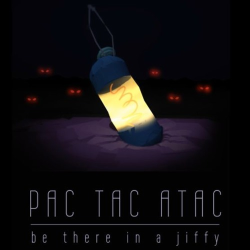 THE TRANSMITTER - PAC TAC ATAC