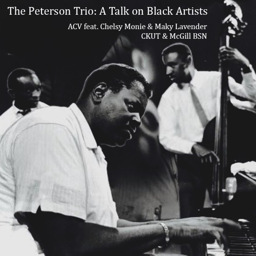The Peterson Trio: A Talk on Black Artists