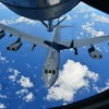 FEB 3: USAF B-52H's TOXIN01/02 - South China Sea mission