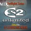 Dj Cleber Mix Ft 2 Unlimited - Twilight Zone (Remix 2018)