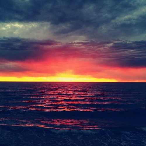 Track 03 - Orange Sunset