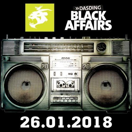 DEEBUZZ SOUND - DASDING RADIO DANCEHALLMIX 2018 - 01