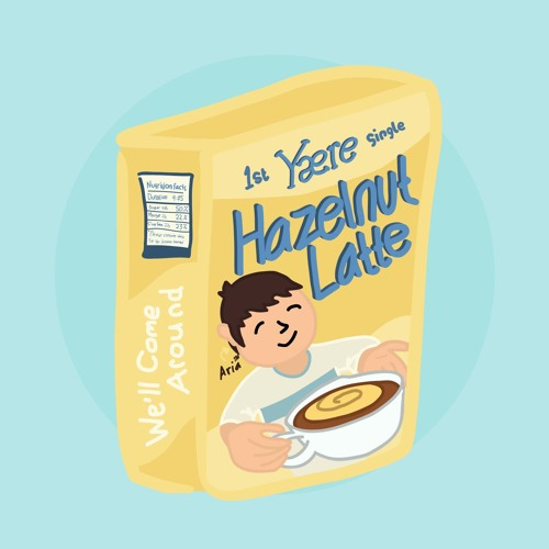Hazelnut Latte by Yaere