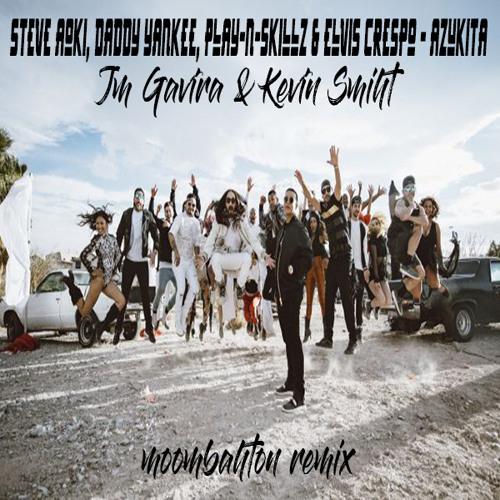 Steve Aoki, Daddy Yankee, Play-N-Skillz & Elvis Crespo - Azukita (Moombhaton Remix )