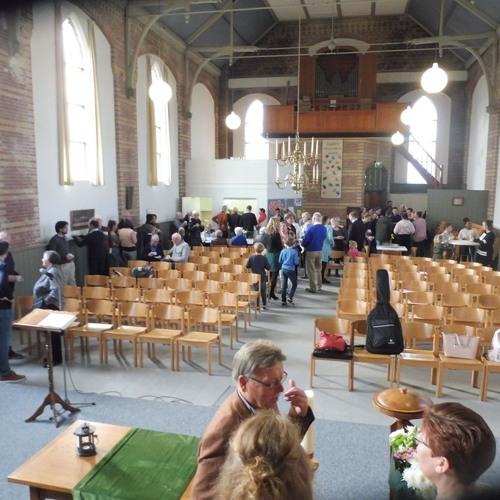 Getuigenisdienst 4 februari 2018 in kerk Nieuw- en Sint Joosland