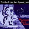 Freaks From The Apocalypse - Little Blue Sheet Of Paper