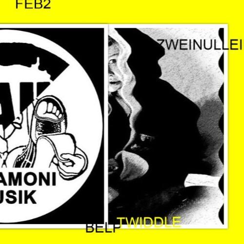 [II] ***Dunkler*** Twiddle&Belp VINYL @Unterdeck|MUC 020218