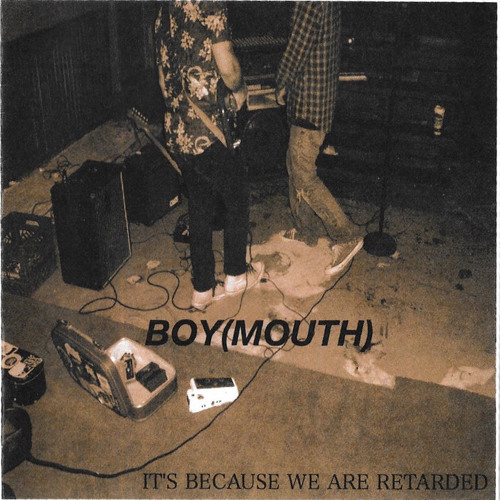 BOY(MOUTH) - Spoken Words Are Never Enough For My Ears
