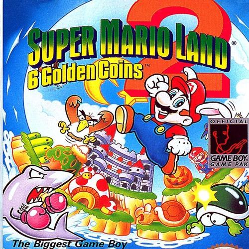 Episode 119: Super Mario Land 2: 6 Golden Coins