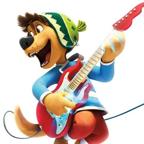 Bodi Finds The Fire - Rolfe Kent (Soundtrack Rock Dog Guitar