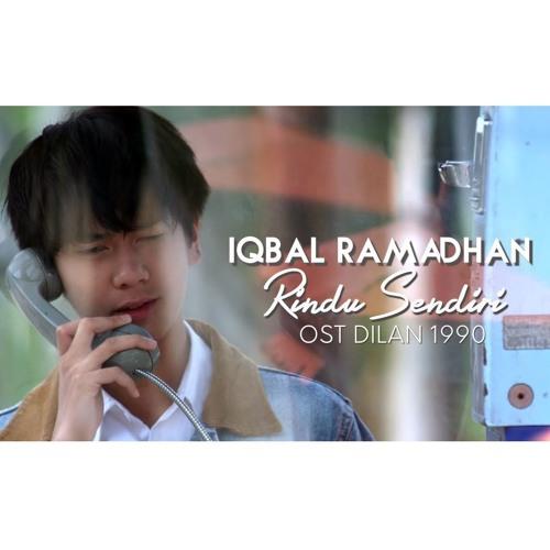 Iqbaal Ramadhan - Rindu Sendiri OST Dilan 1990 (cover By Ovella Mavalda)