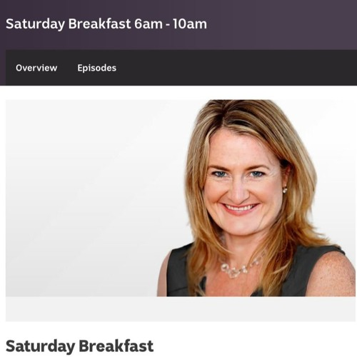 ABC Radio - Saturday Breakfast - Jen Flemming - 13th Jan 2018