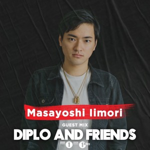 Masayoshi Iimori & G-Buck - Diplo & Friends 2018-01-27 Artwork