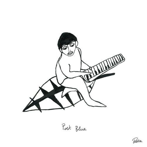 Crayon - Post Blue EP