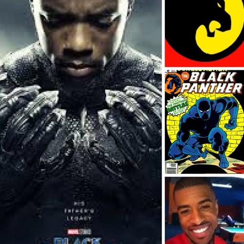 Ep11: Comics 101: Black Panther