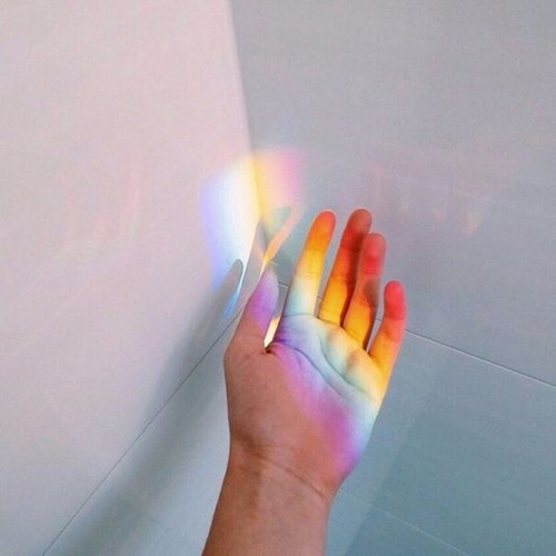 Download just wanna be a rainbow in your cloud