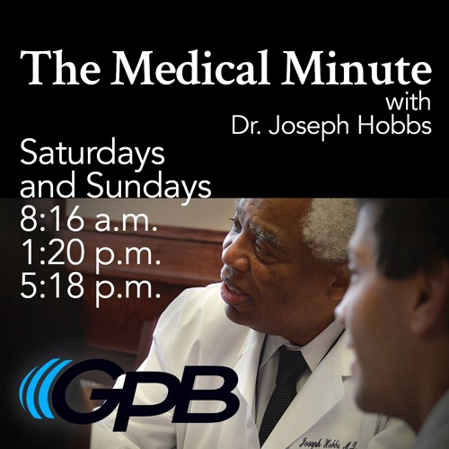 The Medical Minute With Dr. Joseph Hobbs