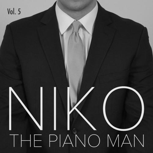 The Middle - Zedd, Maren Morris, Grey(Niko the Piano Man Cover) - Niko Kotoulas