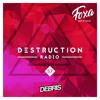 Debris & Foxa - Destruction Radio 057 2018-02-05 Artwork