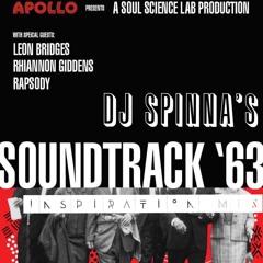 DJ Spinna's Soundtrack '63 Inspiration Mix (Explicit)