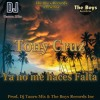 Download Tony Cruz - Ya no Me Haces Falta (Prod. Dj Tauro Mix) Mp3