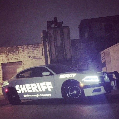 MCDONOUGH COUNTY DRUNK DRIVING SHERIFF