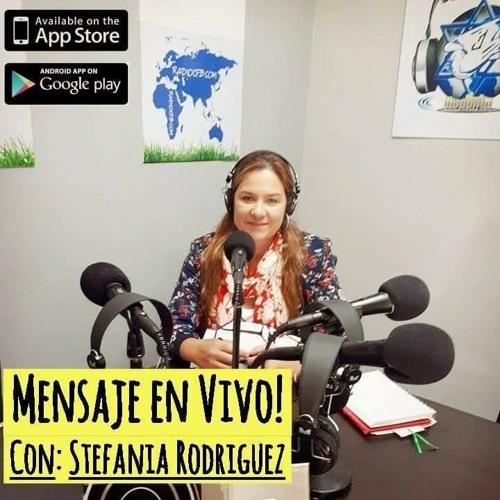 STEFANIA RODRIGUEZ - PROVERBIOS 3 - EN VIVO RADIO CFB