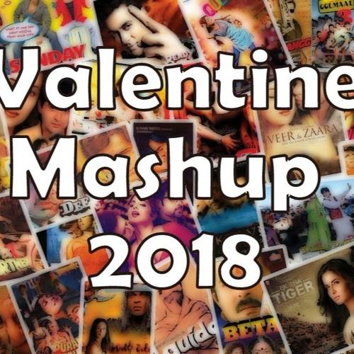 Valentine Mashup 2018 |Best Dance Love Mashup 2018 | DJ TSA (Free DL