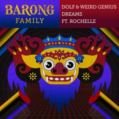 DOLF & Weird Genius - Dreams ft. Rochelle [OUT NOW]