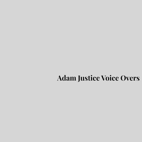 Adam Justice - Voice Overs