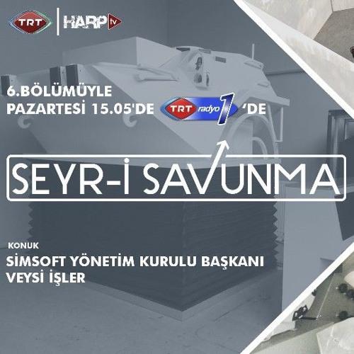 TRT Radyo 1 - Seyr-i Savunma  - Veysi İşler Röportajı (05.02.2018)