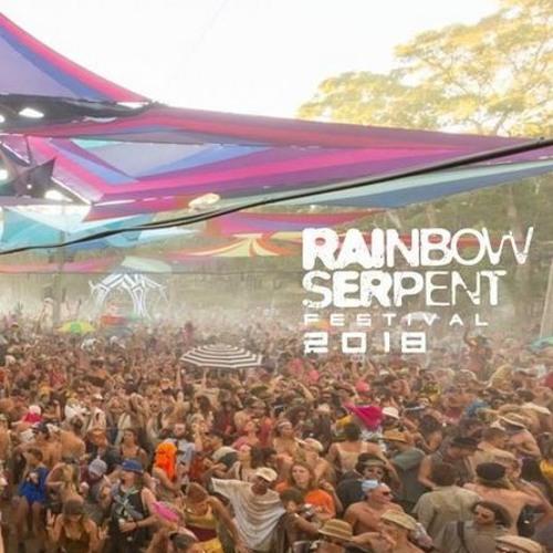 Mononoid @ Rainbow Serpent Festival 2018 (Lexton, Australia)