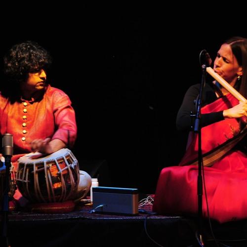 Raga Yaman live in concert:  Alap, Jhor, Gat in Mattataal (9 beats)