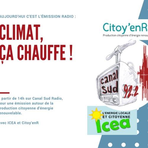 Le FReDD en compagnie d'ICEA & Citoy'enR - L'énergie renouvelable coopérative et citoyenne
