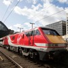 Report on East cost trains