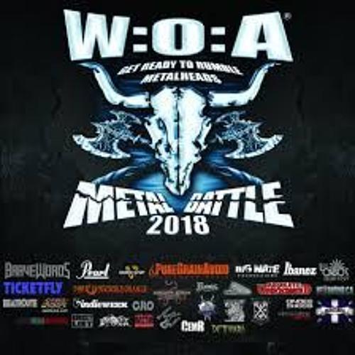 KEEW Wacken Metal Battle Canada 2018 - chat with Jon Asher