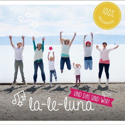 la-le-luna-Familienband: Und das sind wir!
