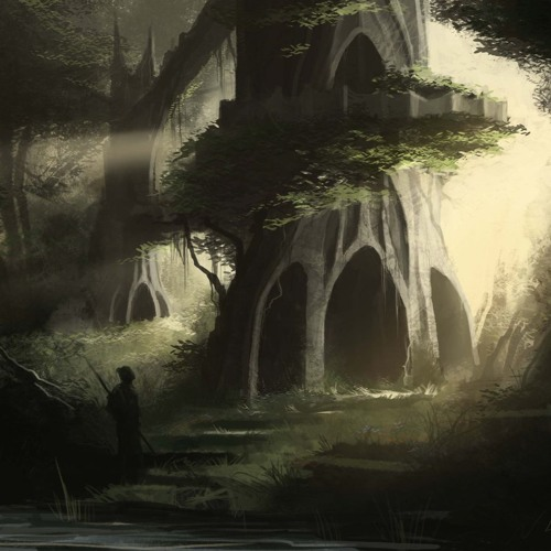 Legend of Zelda: Ocarina of Time 'Forest Wraiths' (Forest