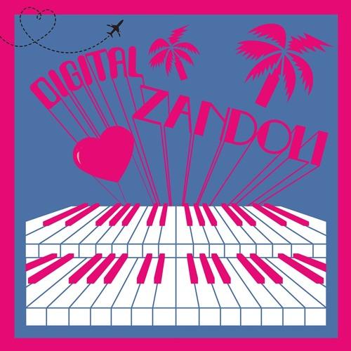 DIGITAL ZANDOLI - ZOUK & CARIBBEAN LOVE SONGS (RADIO MEUH Valentine's Day exclusive mix)