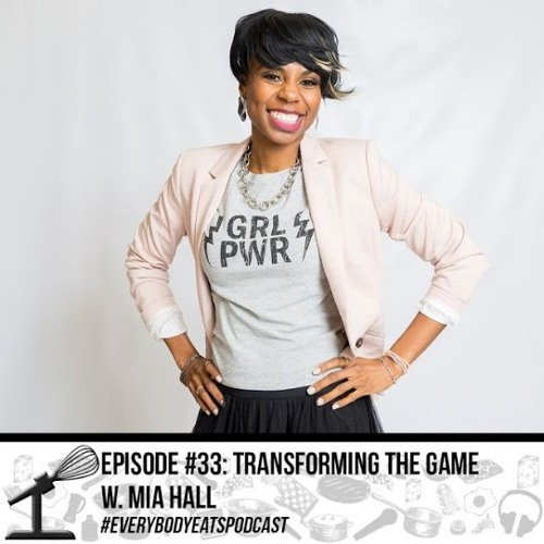 Transforming The Game W. Mia Hall
