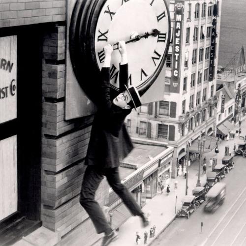#104 - Harold Lloyd Must Always Win