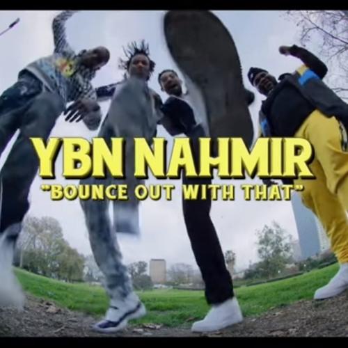 YBN Nahmir - Bounce Out With That(Prod By Hoodzone)