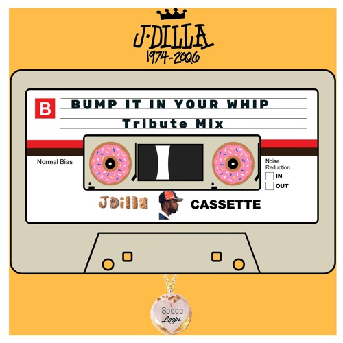 012-J DIlla Tribute Mix-Bump It In Your Whip